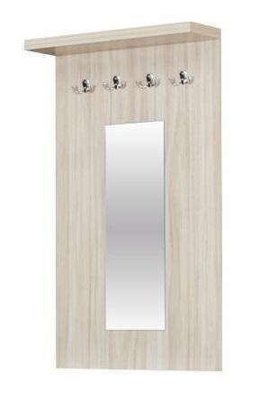 Věšák se zrcadlem A61-LA | AMADIS