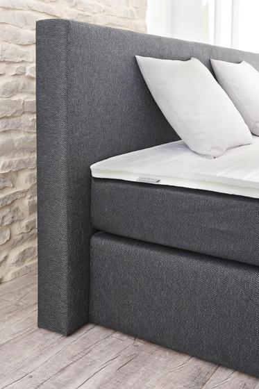 Čalouněná postel boxspring BORNEO  - 2