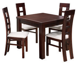 Rozkládací stůl S12 MDF 90x90(+2x50) cm - 2/2