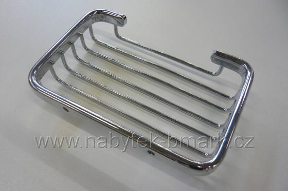 Drátěný košík na mýdlo  - 2