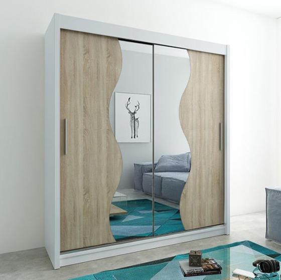 Skříň MADRID - š.180 cm - 2