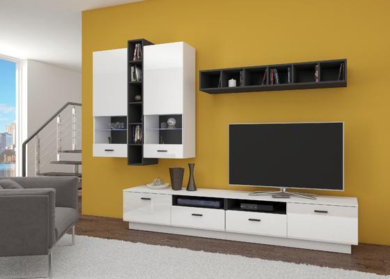 Obývací stěna FLEXI  - 2