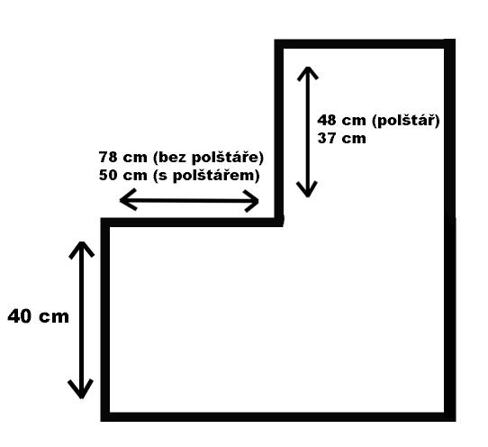 Sedací souprava MONTE CARLO UNIVERSÁLNÍ ROH  - 2