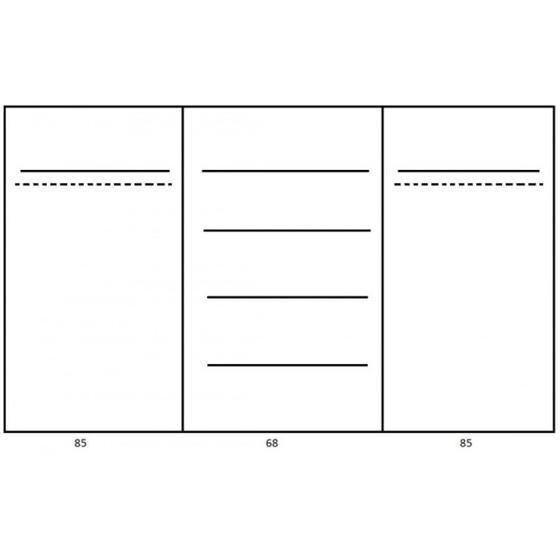 Šatní skříň O22 | ORLANDO  - 2