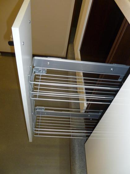 Dolní skříňka na koš 40 LOARA - KL40DC  - 2