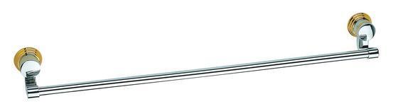 Sada koupelnových doplňků PH1200 Chrom/Zlato  - 2