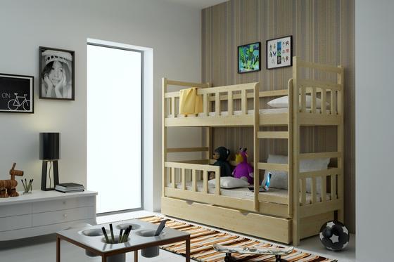 Patrová postel FOX 8  - 2