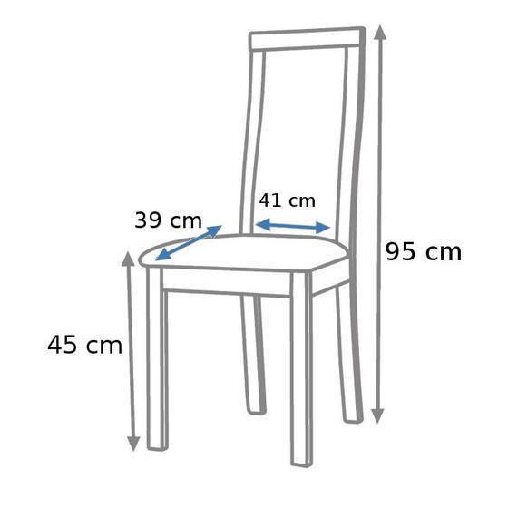 Čalouněná židle K19  - 3