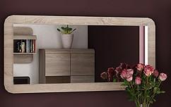 Zrcadlo LINK, dub sonoma  - 3