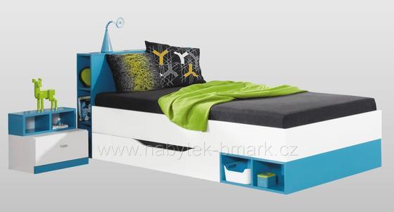 Noční stolek MOBI MO17  - 3