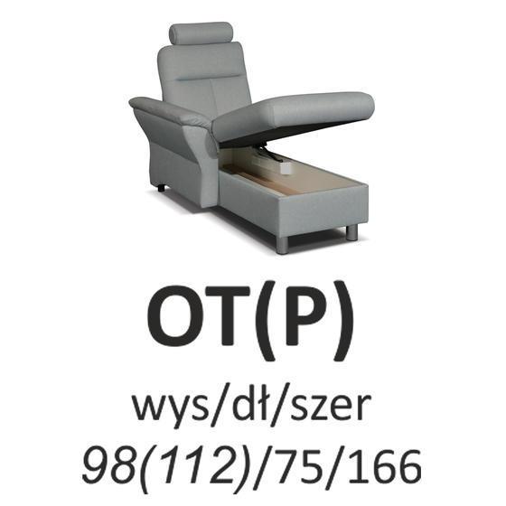 Sedací souprava THEA OT+3F  - 3