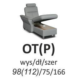 Sedací souprava THEA OT+3F - 3/5
