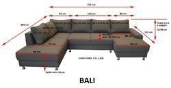 Sedací souprava BALI U - 4/4