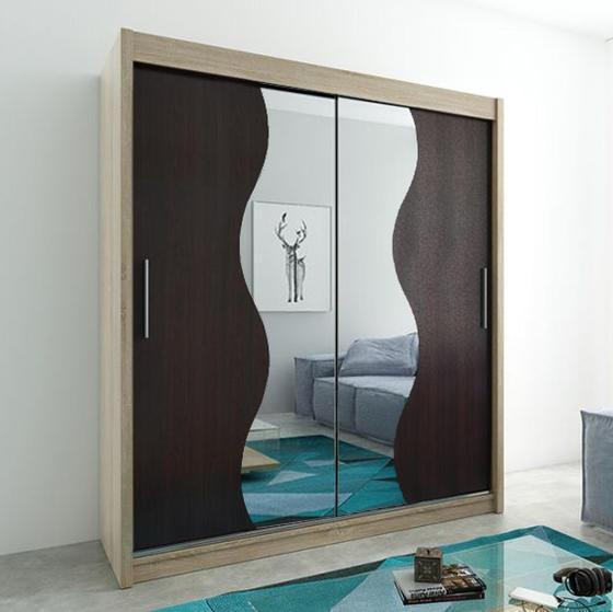 Skříň MADRID - š.180 cm - 4