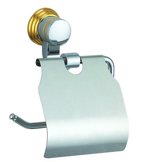 Sada koupelnových doplňků PH1200 Chrom/Zlato  - 4
