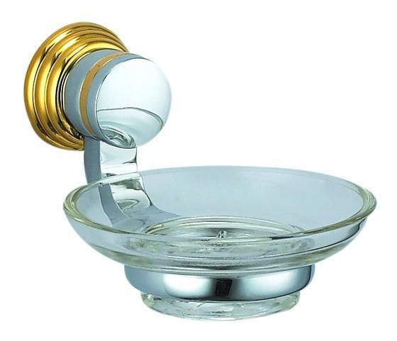 Sada koupelnových doplňků PH1200 Chrom/Zlato  - 6